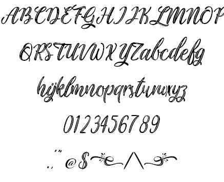 Download Plastic Beauty font (typeface)