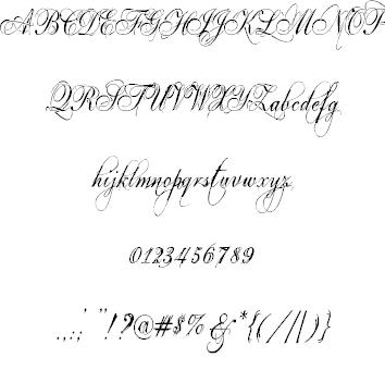 Download Eutemia font (typeface)