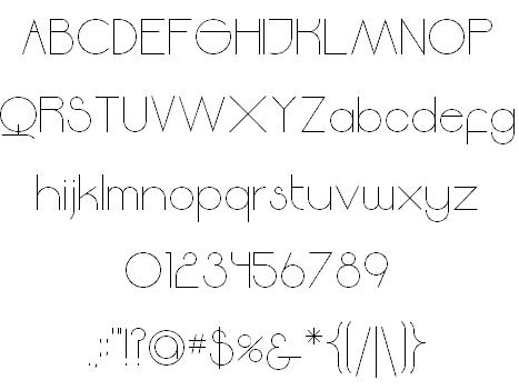 Download Moodyrock font (typeface)