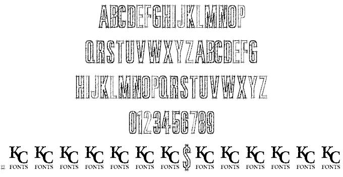 Download Bluprint font (typeface)