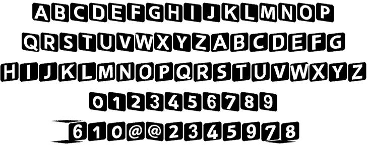 Download Square kids font (typeface)
