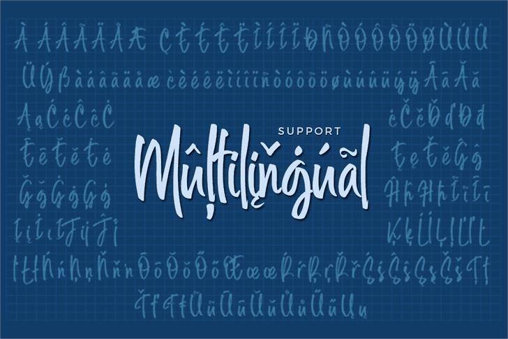Download Midellion font (typeface)